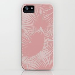 Pastel Palms #society6 #decor #buyart iPhone Case