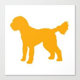Goldendoodle Doodle Canvas Print