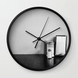Salt and sugar Wall Clock