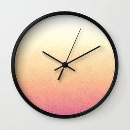 Savannah Sunrise Wall Clock