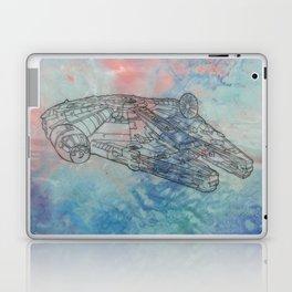 Millennium Falcon Sunset Sky Laptop & iPad Skin