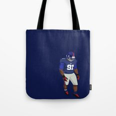 Champs are Here Tote Bag
