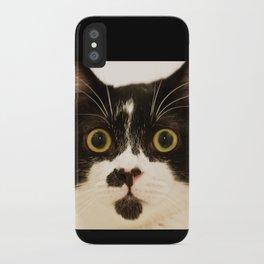 Pussy cat, pussy cat iPhone Case