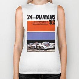 Le Mans, 1982, Race poster, Le Mans poster Biker Tank