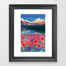 day2 Framed Art Print
