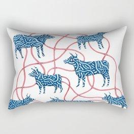 Cows Rectangular Pillow