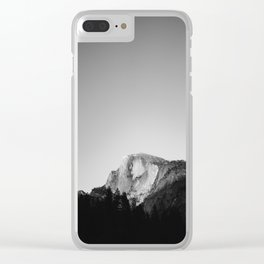 Yosemite National Park IX Clear iPhone Case