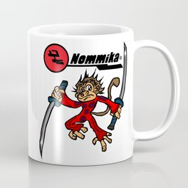 Space Monkey Coffee Mug