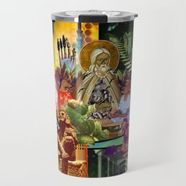 Posada Del Rey Travel Mug