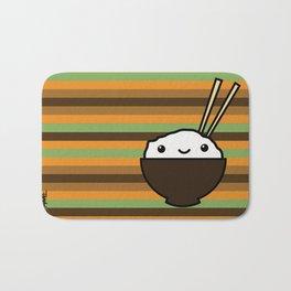 Ricebowl Bath Mat