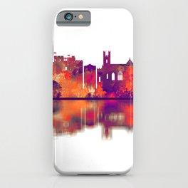 Limerick Ireland Skyline iPhone Case