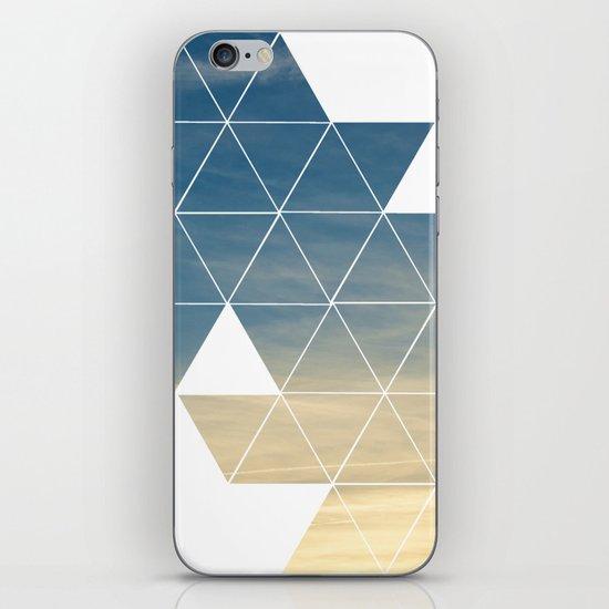 till the sun sets iPhone & iPod Skin