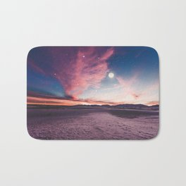 Moon gazing Bath Mat