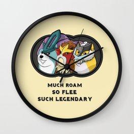 Legendary Wall Clock