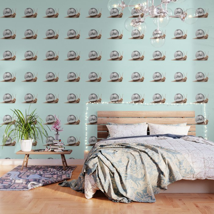 DISCO SNAIL Wallpaper