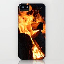 Fireside iPhone Case