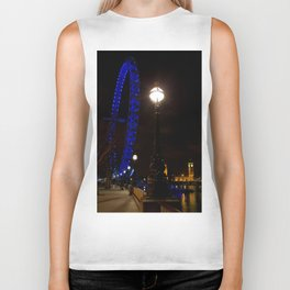 London Eye and Westminter Biker Tank