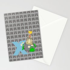 x for excalibur Stationery Cards
