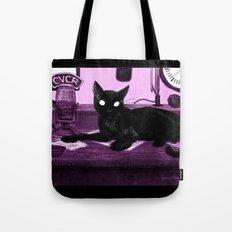 Voice of Cat Vale Tote Bag