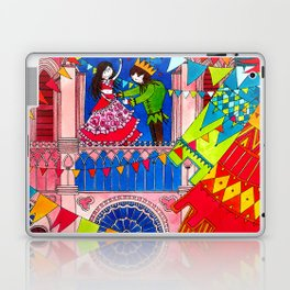 The Hunchback of Notre Dame Laptop & iPad Skin