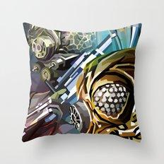 SW#39 Throw Pillow