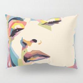 Madonna Pillow Sham
