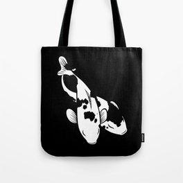 Wild Kois Tote Bag