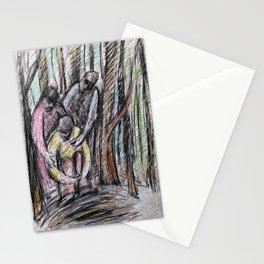 Not Alone Stationery Cards