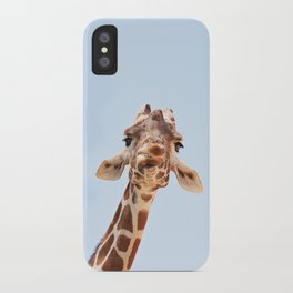 here's looking at you, kid iPhone Case