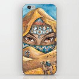 DESERT NYMPH iPhone Skin