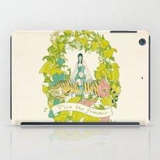 Vive Les Femmes iPad Case