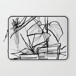 Flower Pot I Laptop Sleeve