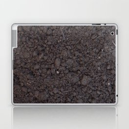 Texture #6 Soil Laptop & iPad Skin