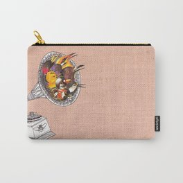 Bird Gramophone Cover Art Carry-All Pouch