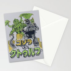 Clash of Goods Stationery Cards