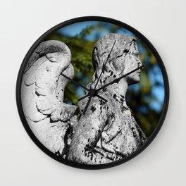 Statue_17 Wall Clock