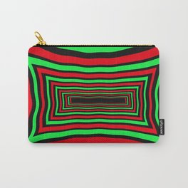 "Overwork ""Chilli Lime"" Carry-All Pouch"