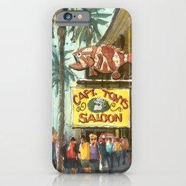 Captain Tony's, Key West iPhone Case