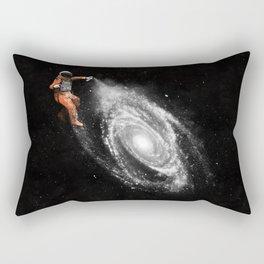 Space Art Rectangular Pillow