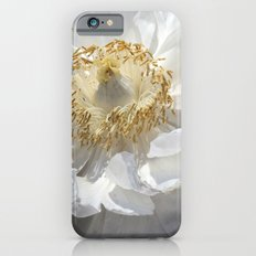 White Peony iPhone 6s Slim Case