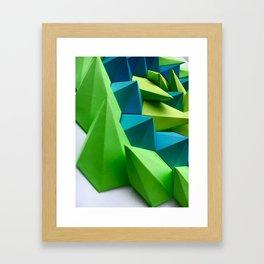 Xeno Framed Art Print