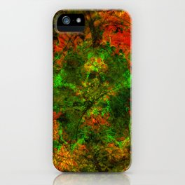 Spicy Gumbo iPhone Case