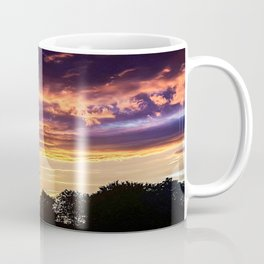 Sunset in Exeter Coffee Mug