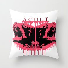 In Dog We Trust Throw Pillow