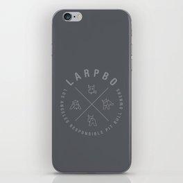 LARPBO Hipster iPhone Skin