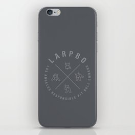 LARPBO Hipster iPhone Skin