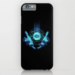 Virtual Reality Check iPhone Case