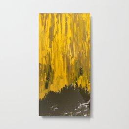 Golden Dream Metal Print