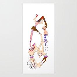 trippinn' Art Print