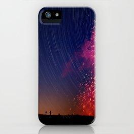 Kilauea Volcano Eruption .2 iPhone Case